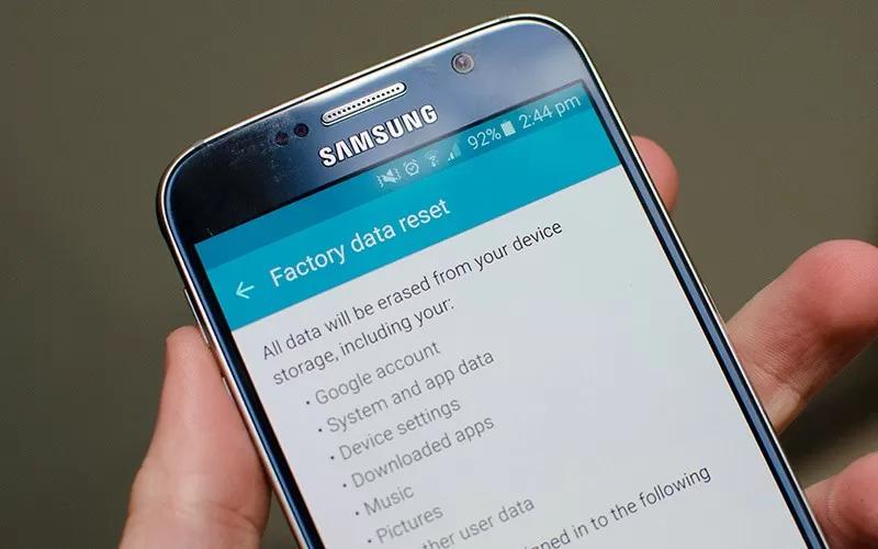 recuperare i dati persi dopo Fabbrica Ripristina Android