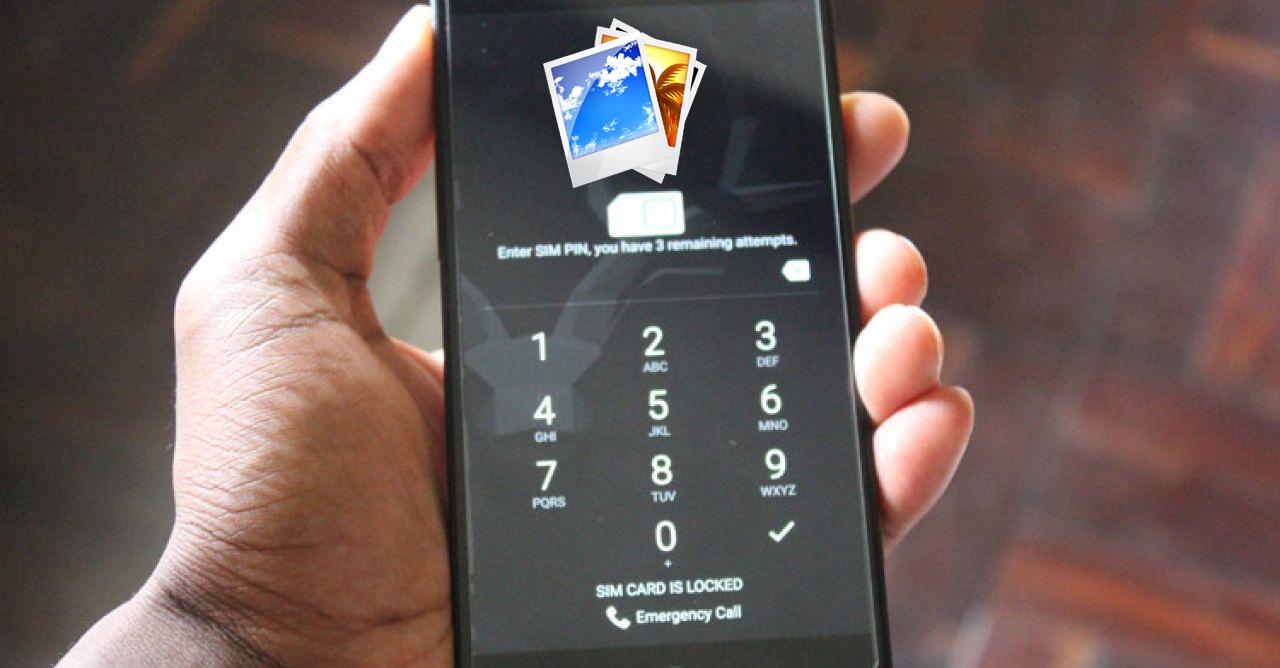 recuperare le foto dal telefono Android bloccato