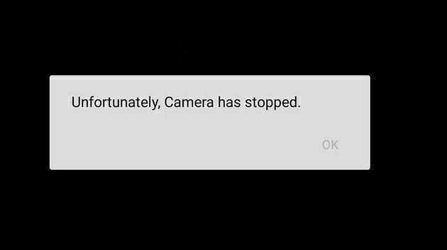 """Risolto il problema con """"Sfortunatamente, la fotocamera si è arrestata"""" su Android"""