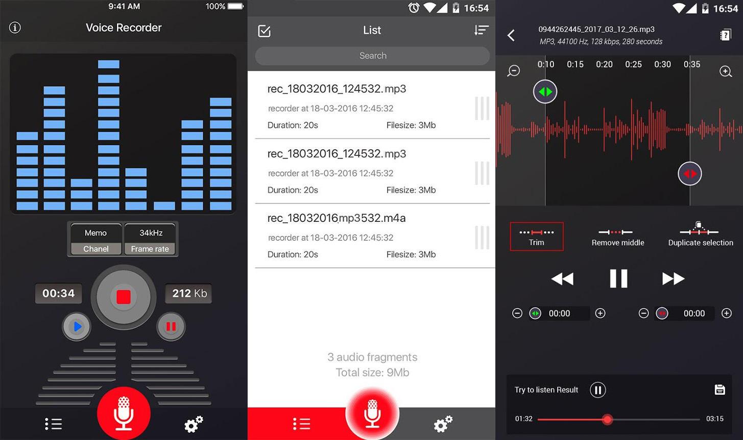 recuperare memo vocali cancellati su Android