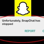 """[12 Modi Top] Fix """"Purtroppo, Snapchat ha smesso di"""" Su Android"""