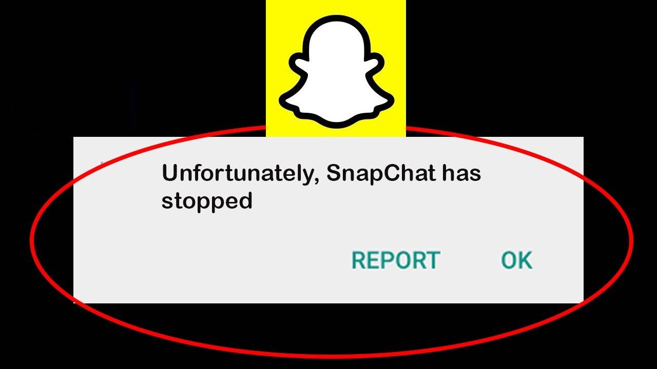 """Fix """"Purtroppo, Snapchat ha smesso di"""" Su Android"""