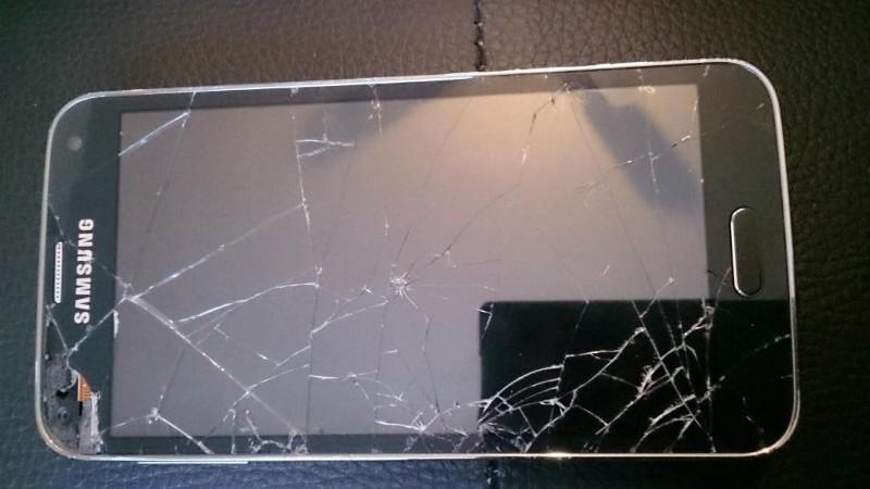 recuperare le immagini da un telefono Samsung rotto
