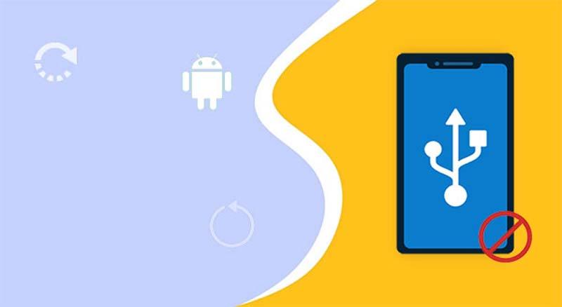 recuperare i dati da Telefono Android rotto senza debug USB