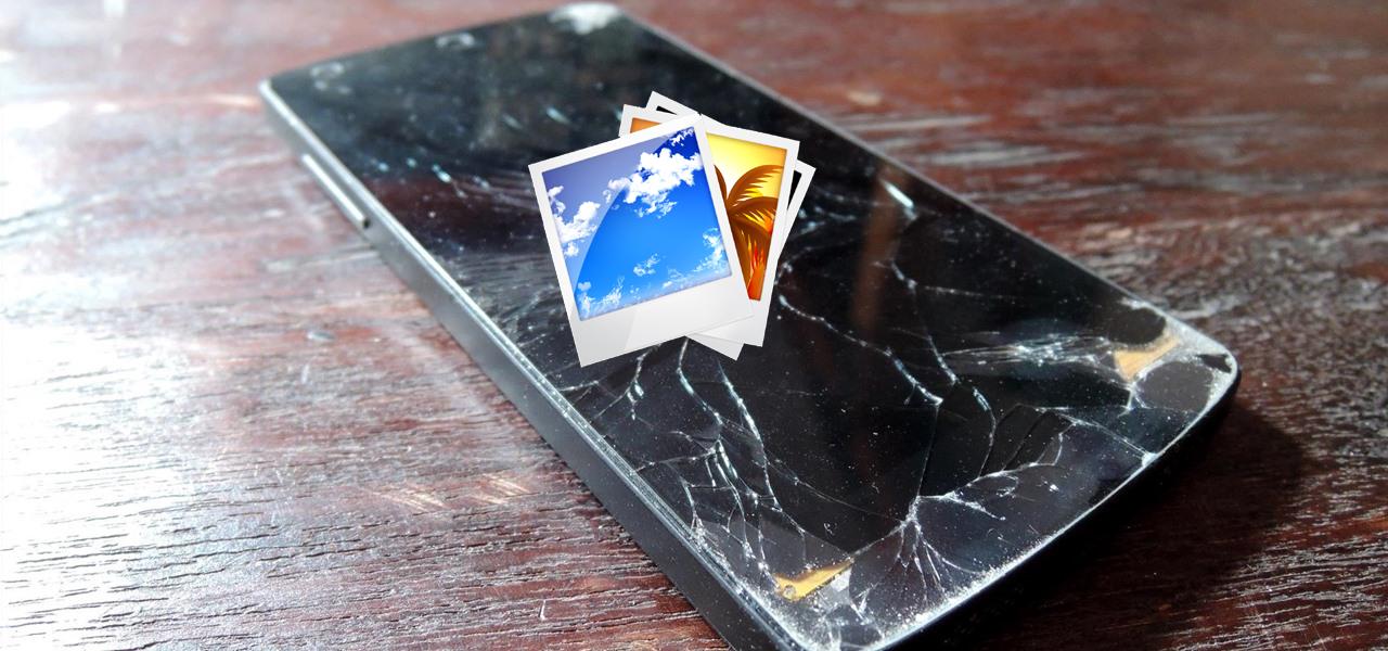 Recuperare Foto da rotto Telefono Android