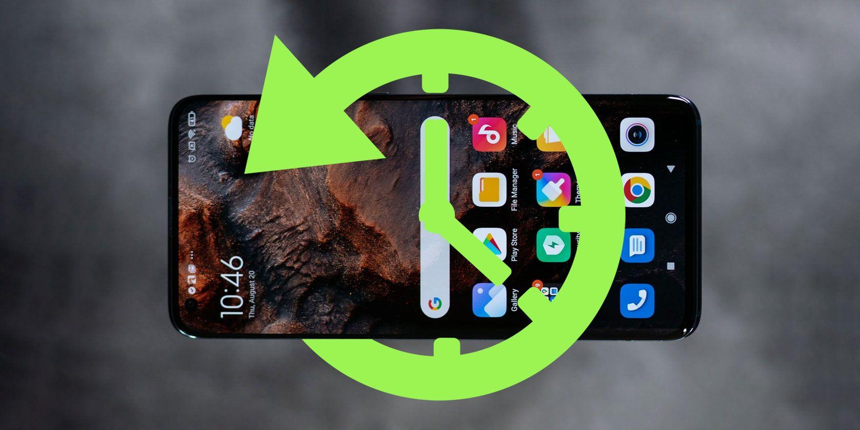 recuperare Dati app cancellati sul telefono Android
